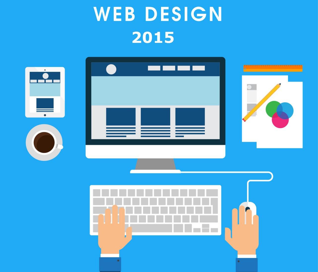 Conheça as top 5 tendências de design para sites em 2015